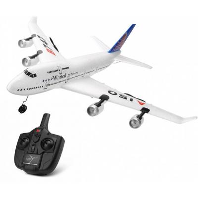 Радиоуправляемый самолет B747 XK A150 2.4G RTF - A150-B747