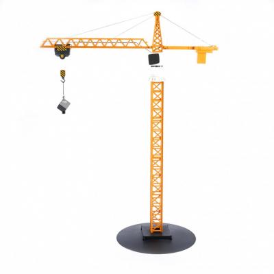 Радиоуправляемый башенный кран Double Eagle 2.4G - E563-003