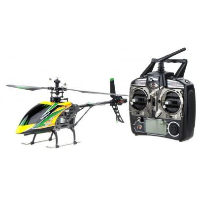 Радиоуправляемый вертолет WL toys Sky Dancer Brushless 2.4G - V912-BL