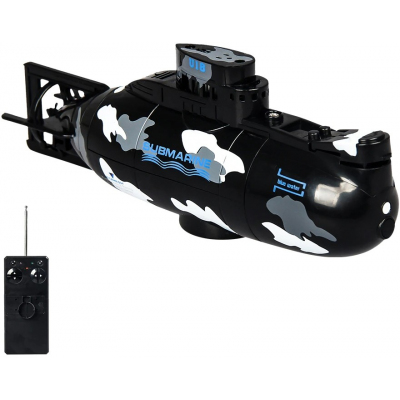 Радиоуправляемая подводная лодка Black Nuclear Submarine - CT-3311M-BLACK