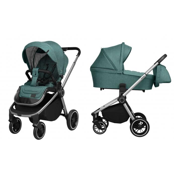 Детская коляска 2 в 1 Baby Tilly T T-182 Sigma