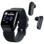 Детские часы Smart Baby Watch Tiroki S300 с наушниками