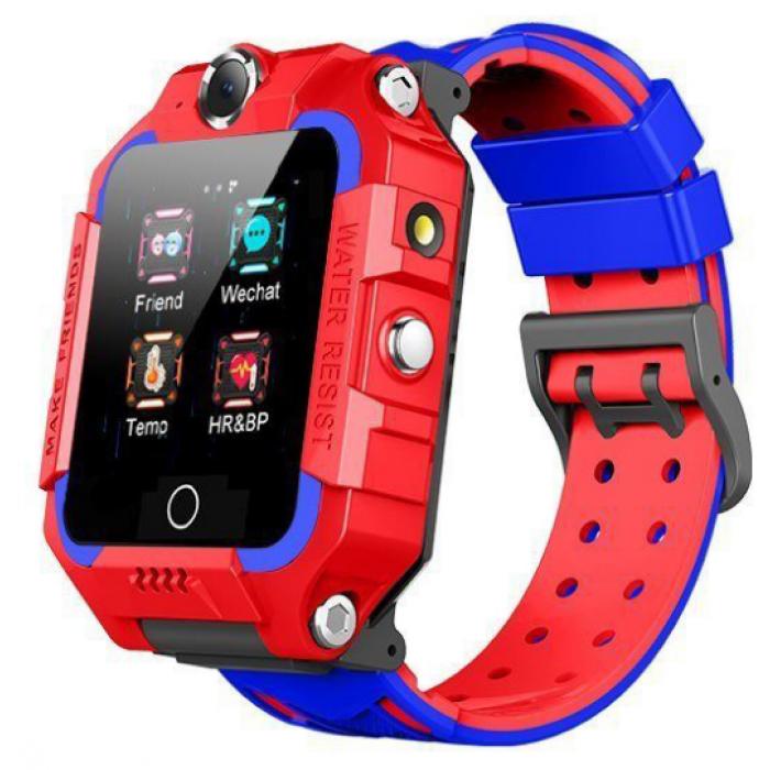 Часы детские Smart Baby Watch Tiroki T10S с градусником