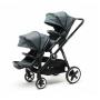 Детская коляска-конфигуратор BabyZz Dynasty для двойни/погодок
