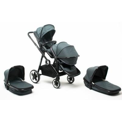 Детская коляска для двойни BabyZz Dynasty