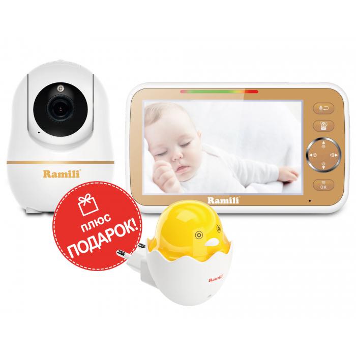 Цифровая видеоняня Ramili Baby RV600