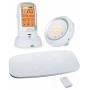 Радионяня с монитором дыхания Ramili Baby RA300SP