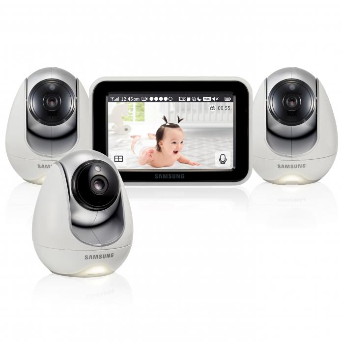 Видеоняня Samsung SEW-3053WPX3