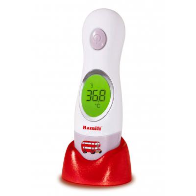 Инфракрасный ушной и лобный термометр (4 в 1) Ramili ET3030