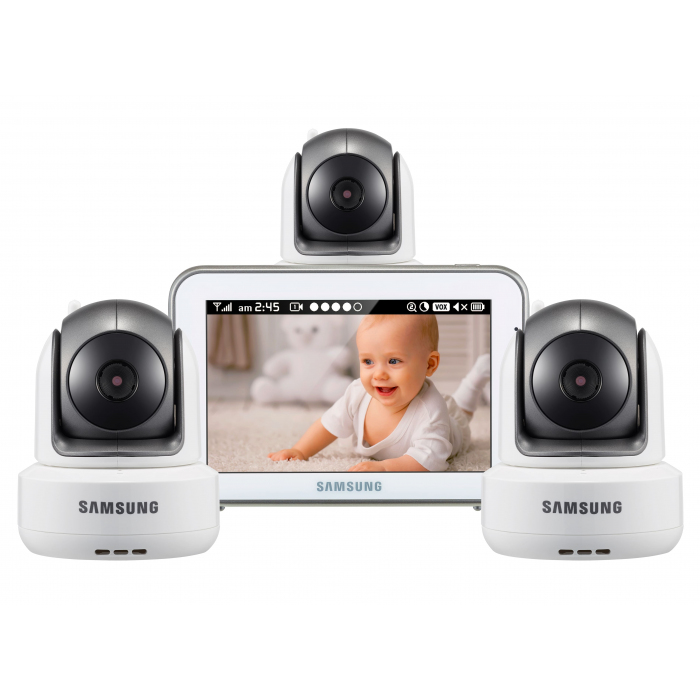 Видеоняня Samsung SEW-3043WPX3