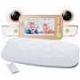 Видеоняня с монитором дыхания Ramili Baby RV1300X2SP