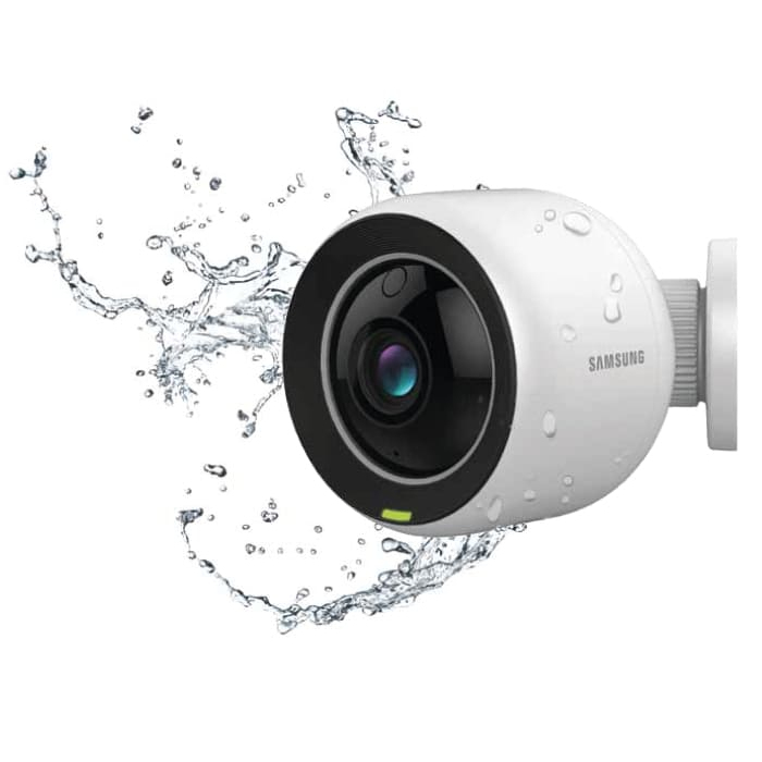 Всепогодная камера Samsung SmartCam SNH-V6430BNH (Lan, WiFi Full HD 1080p)