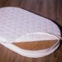 Матрас ComfortBaby для овальной кроватки