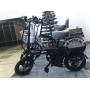 Электровелосипед для курьеров Syccyba Mimik