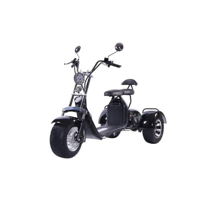 Трицикл Citycoco Kugoo C5 Pro