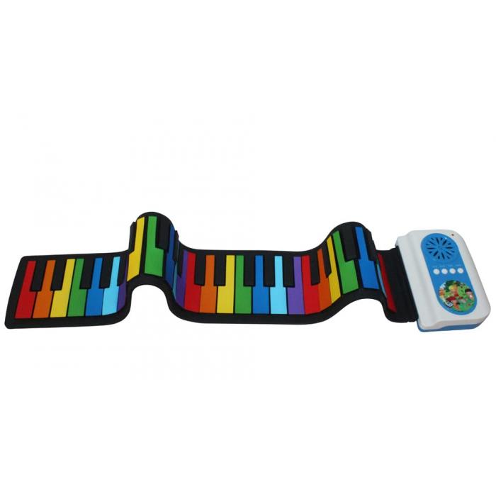 Гибкое пианино SpeedRoll S2049C