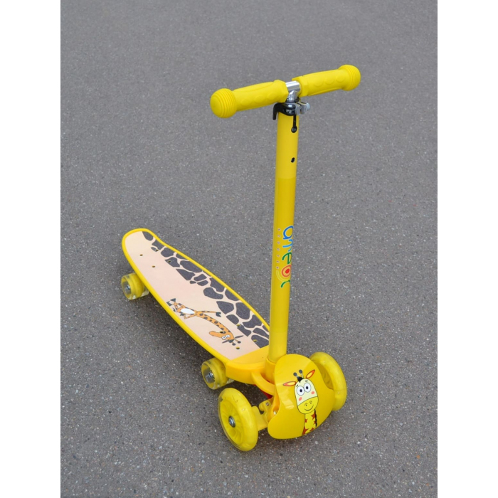 Самокат-скейт Ateox M-3