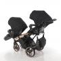 Коляска детская для двойни 2 в 1 Tako Laret Imperial Duo Slim