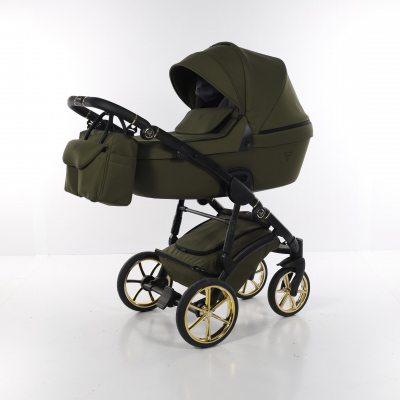 Детская коляска 3 в 1 Junama Termo Line Tex