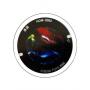 Диск для домашнего планетария - Северное сияние