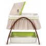 Кроватка-люлька с автоукачиванием BentWood темное дерево