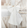 Кроватка-люлька Italbaby Love с капюшоном белая