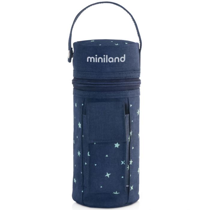 Нагреватель бутылочек Warmy Travel, синий
