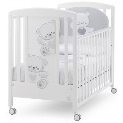 Детская кровать Italbaby Baby Jolie белый