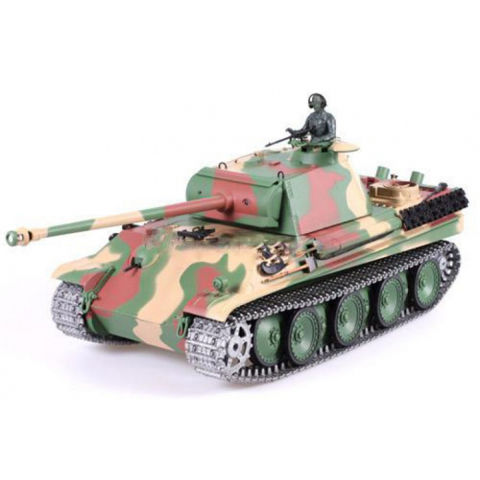 Радиоуправляемый танк Panther Type G масштаб 1:16 40Mhz