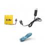 Радиоуправляемый конструктор бетономешалка / кран Cada Technics 2 в 1 - 2.4G - C51014W
