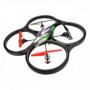 Радиоуправляемый квадрокоптер WLToys V333 Cyclone UFO Drones 2.4G - V333