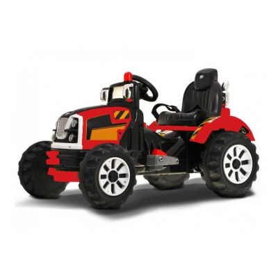 Детский электромобиль трактор на аккумуляторе Jiajia - JS328D-Red