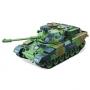 Радиоуправляемый танк USA M60 зеленый масштаб 1:20 27Мгц