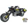 """Конструктор QiHui Technics """"Мотоцикл"""" (инерционная модель), 183 детали - QH5801"""