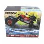 Радиоуправляемый краулер-амфибия Crazon Red Crawler 4WD 2.4G - 171602B