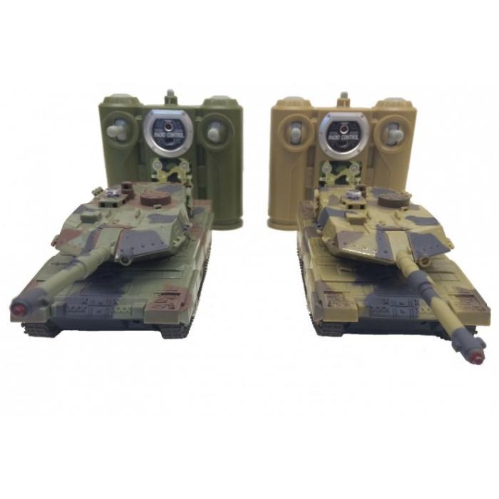 Радиоуправляемый танковый бой Huan Qi масштаб 1:32 2.4G