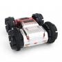 Радиоуправляемая трюковая машинка перевертыш YED со светом 1:32 - YE8885