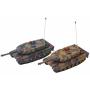 Радиоуправляемый танковый бой 2.4G Abrams vs Abrams масштаб 1:24