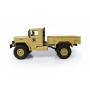 Радиоуправляемая машина WPL военный грузовик масштаб 1:16 / акб 2.4G
