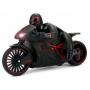 Радиоуправляемый черно-красный мотоцикл ZC333 4CH 1:12 2.4G - 333-MT01B