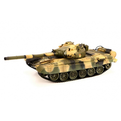 Радиоуправляемый танк Airsoft Series Russia T72-M1 Camouflage масштаб 1:24 2.4G
