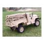 Внедорожник 1/12 4WD электро - Army Truck 2.4 гГц