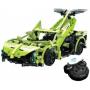 Конструктор Double E Cada Technics, спортивная машина, 453 деталей, пульт управления - C51007W