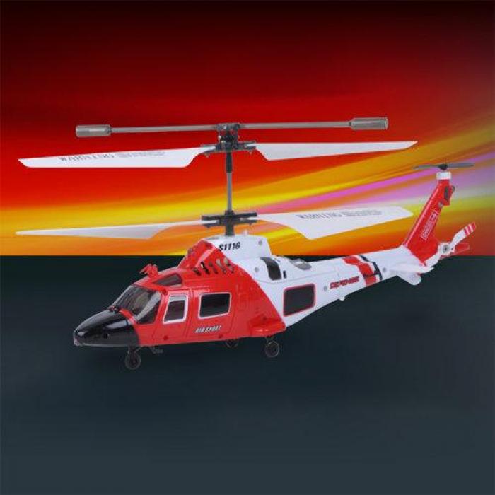 Радиоуправляемый вертолет - S111G с гироскопом