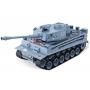 Радиоуправляемый танк German Tiger Grey масштаб 1:20 40Mhz