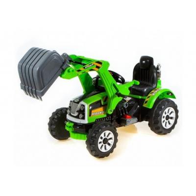 Детский электромобиль трактор на аккумуляторе Jiajia JS328B-G