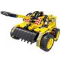Конструктор 2 в 1 (бульдозер и танк) QiHui Technics 261 деталь - QH6803