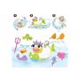 Игрушка водная Утка-русалка с водометом и аксессуарами
