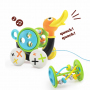 Каталка-лабиринт Yookidoo Музыкальная уточка