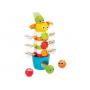 Пирамидка развивающая музыкальная с шариками Yookidoo
